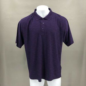 Kenneth Cole Reaction Men's Breathable Polo Sz XXL